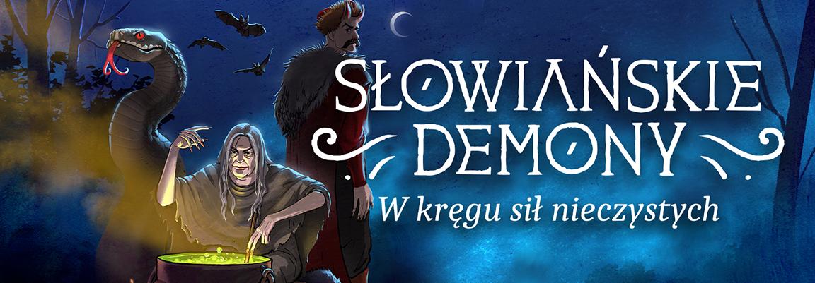 Zdjęcie produkcji -Slowianskie demony