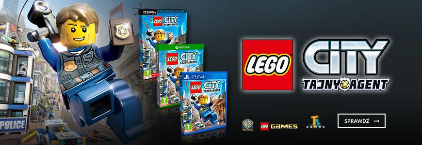 Lego tajny agent