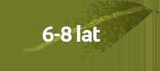 liść z kategorią wiekową 6-8