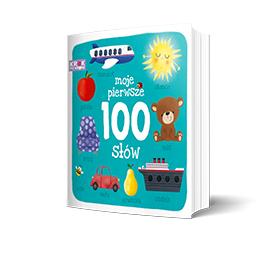 Książka moje pierwsze 100 słów
