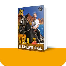 Książka Nela w krainie orek