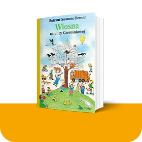 Książka Wiosna na ulicy czereśniowej