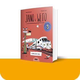 Książka Jano i Wito