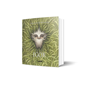 Książka Igor