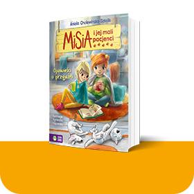 Książka Misia i jej mali pacjenci