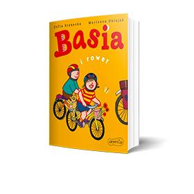 Książka Basia i rower