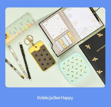 baner kierujący do produktów z kolekcji Bee Yourself