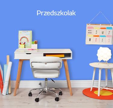 baner kierujący do produktów dla przedszkolaków