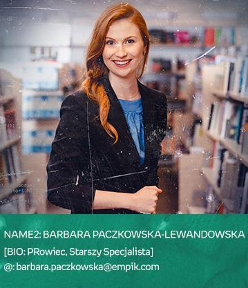 zdjęcie osoby z działu PR i CSR