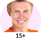 15 plus