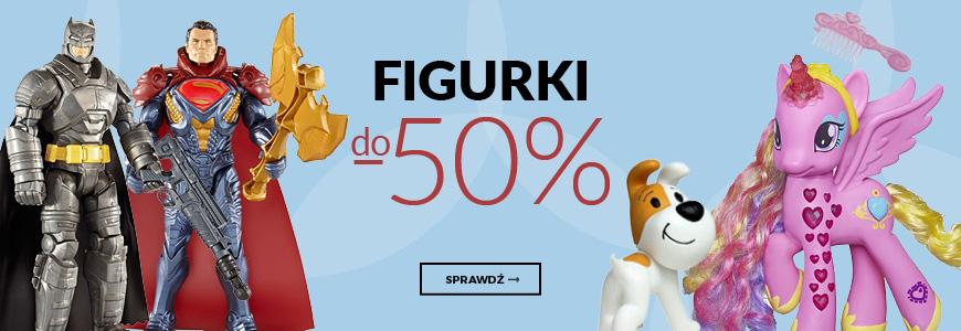Figurki do -50%