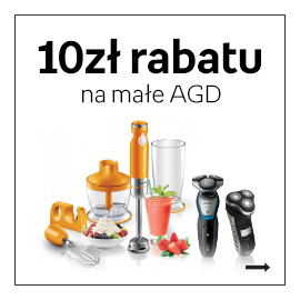 Małe AGD promocja