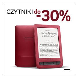Czytniki do -30%