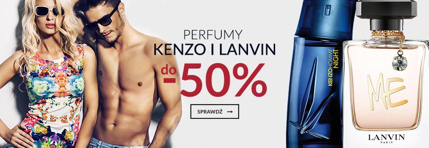 Perfumy Kenzo i Lanvin