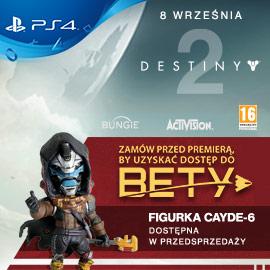 Destiny 2 Preorder