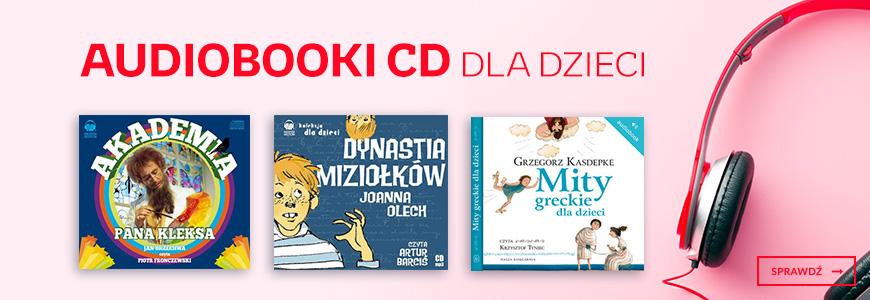 Audiobooki CD dla dzieci
