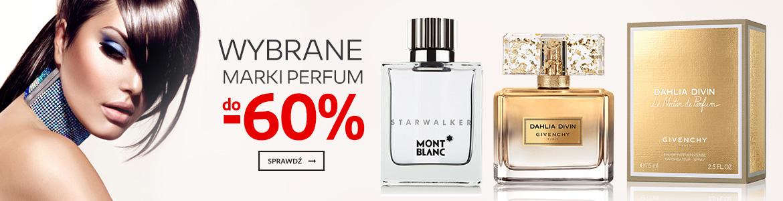 Perfumy do -60%