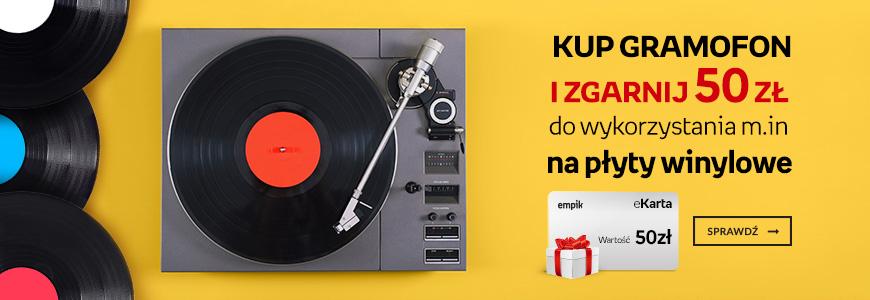 Gramofony + ekarta