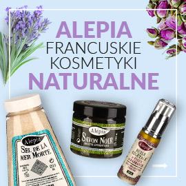 Alepia - kosmetyki naturalne