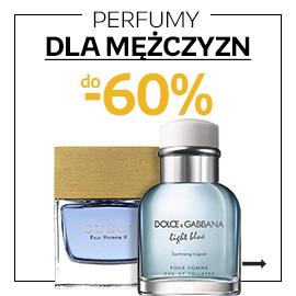 Perfumy męskie do -60%