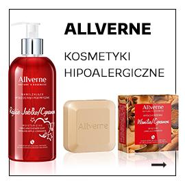 Kosmetyki hipoalergiczne Allverne