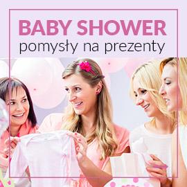 Baby shower - pomysły na prezenty
