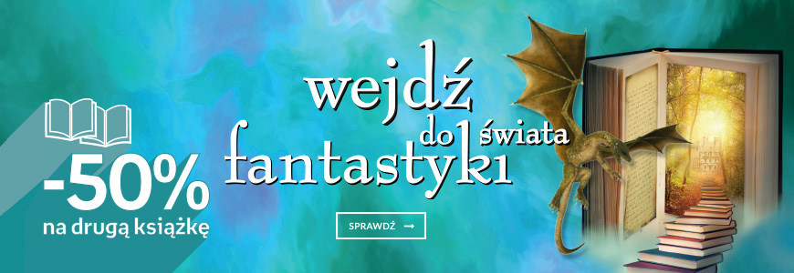 Fantastyka - druga -50% do 26.09