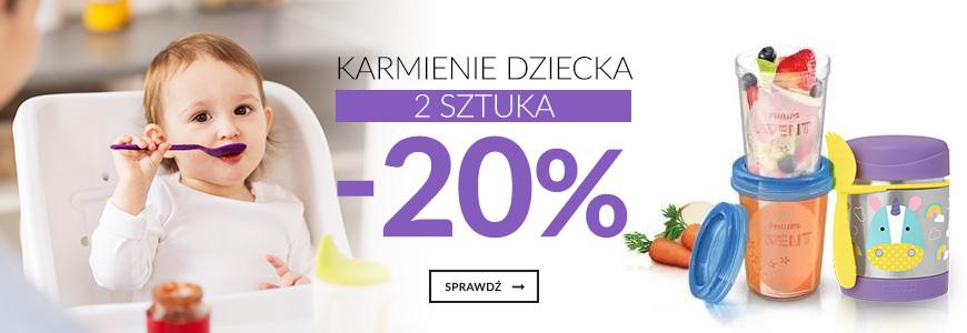 Karmienie dziecka- 2 sztuka -20%