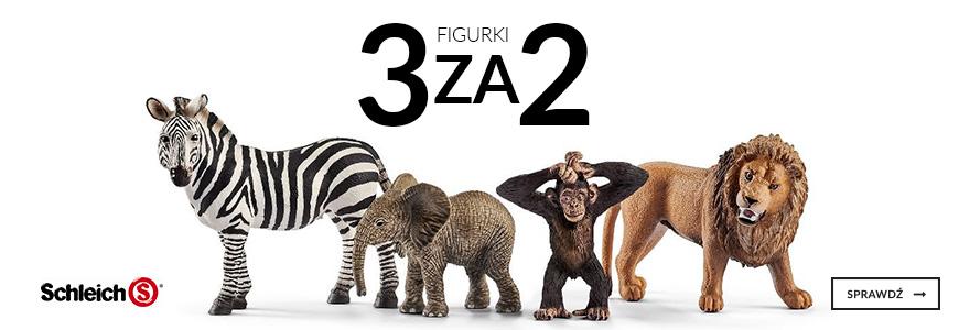 Figurki Schleich 3za2