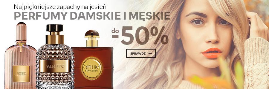 Najpiękniejsze zapachy na jesień. Perfumy damskie i męskie do -50%
