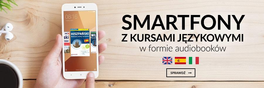 Smartfon z kursami językowymi