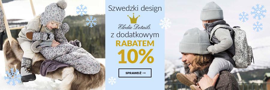 Szwedzki design - Elodie Details z dodatkowym rabatem 10%