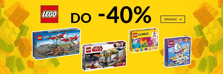Lego do -40%