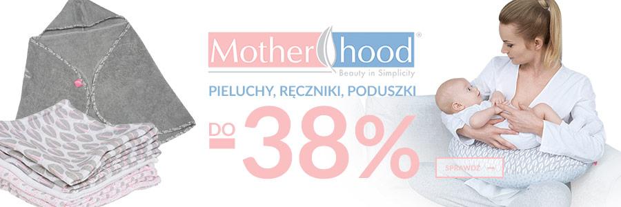 Pieluchy, ręczniki, poduszki Motherhood do - 38%