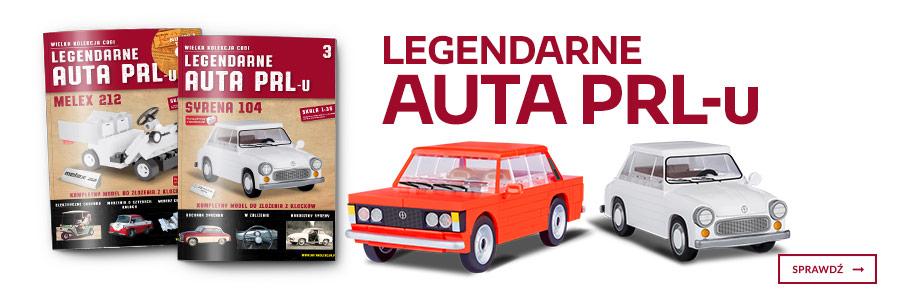 Legendarne auta PRL