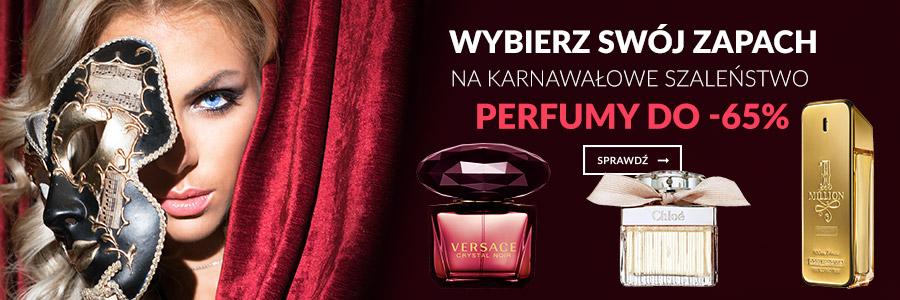 Perfumy na karnawałowe szaleństwo