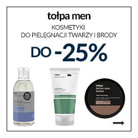 Promocja Tołpa Man do -25%