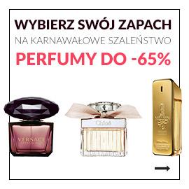 Perfumy na karnawałowe szaleństwa do -65%