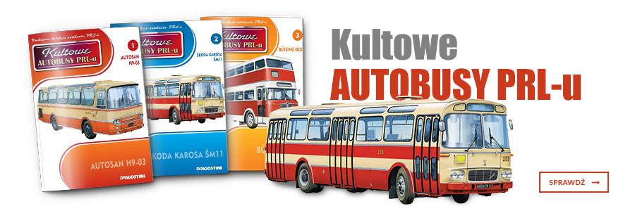 Kultowe Autobusy PRL-u