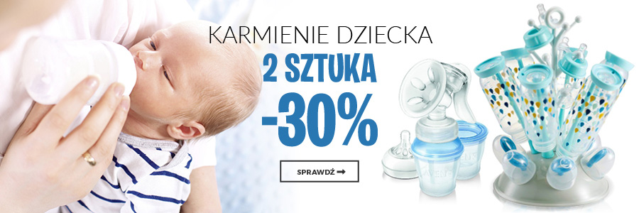 Karmienie dziecka - 2 sztuka -30%