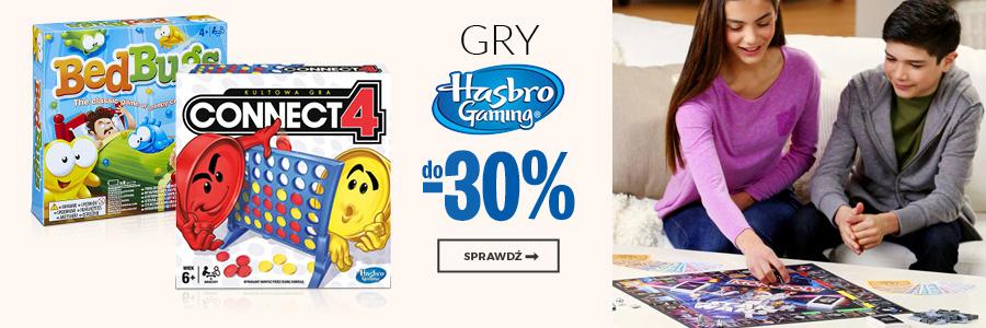 Gry Hasbro Gaming do -30%