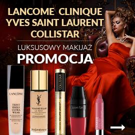 Luksusowy makijaż