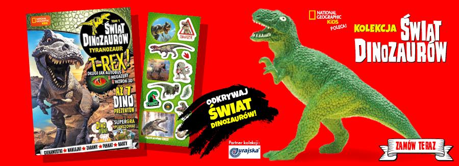 Świat Dinozarów