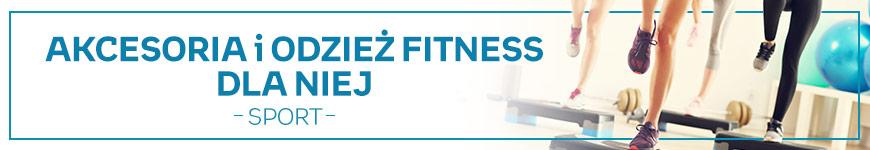 Sprzęt fitness dla kobiet