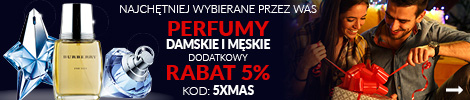 perfumy -50%