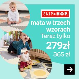 Skip hop mata w 3 wzorach. Teraz tylko 279 zł