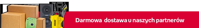 Darmowa dostawa partnerów
