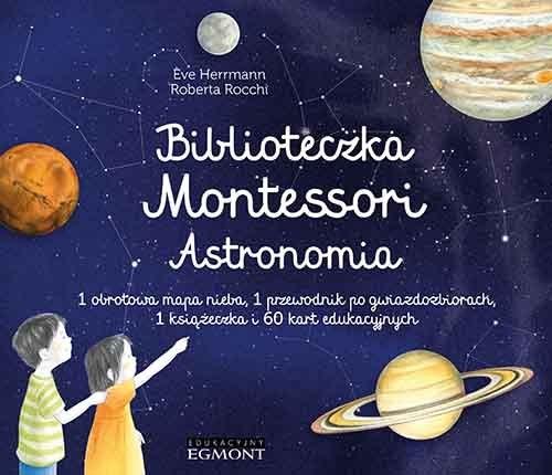 Biblioteczka Montessori. Astronomia