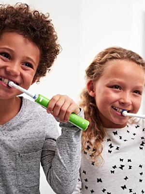 Szczoteczki elektryczne dla dzieci Oral-B