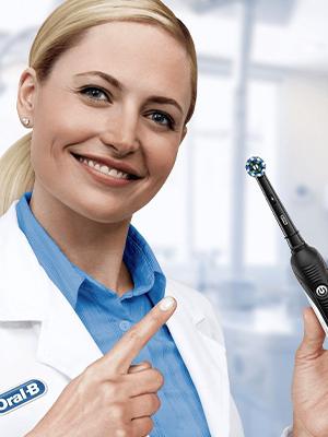 Szczoteczki elektryczne do zębów Oral-B